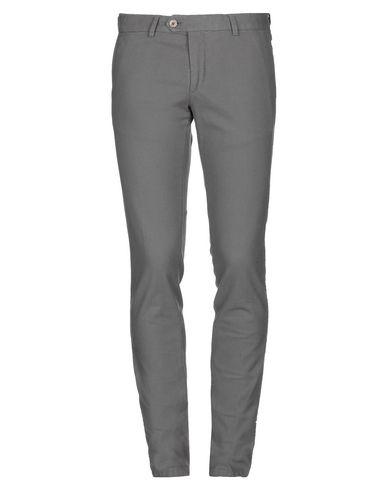 Maestrami | Серый Мужские серые повседневные брюки MAESTRAMI плотная ткань | Clouty