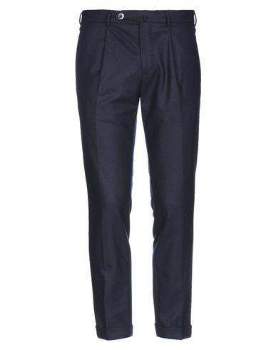 Gta Il Pantalone   Темно-синий Мужские темно-синие повседневные брюки GTA IL PANTALONE фланель   Clouty