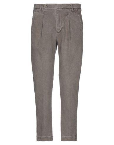 Entre Amis | Хаки; Свинцово-серый; Бежевый Мужские повседневные брюки ENTRE AMIS твил | Clouty
