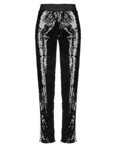 Gaëlle | Черный Женские черные повседневные брюки GAeLLE Paris синтетическое джерси | Clouty