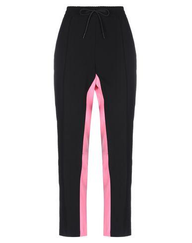 Gaëlle | Черный Женские черные повседневные брюки GAeLLE Paris креп | Clouty