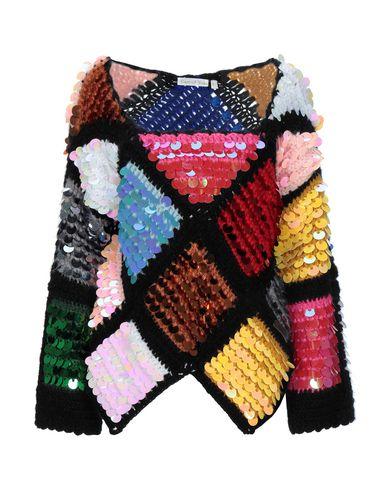 CARE OF YOU | Женский черный свитер CARE OF YOU вязаное изделие | Clouty