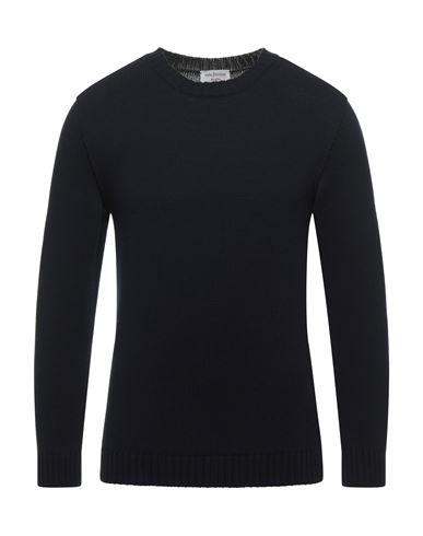Phil Petter | Мужской темно-синий свитер PHIL PETTER вязаное изделие | Clouty