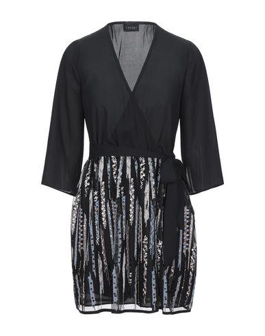 (A.S.A.P.) | Черный Черное короткое платье (A.S.A.P.) тюль | Clouty