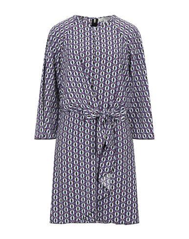Silvian Heach | Сиреневый Сиреневое короткое платье SILVIAN HEACH плотная ткань | Clouty