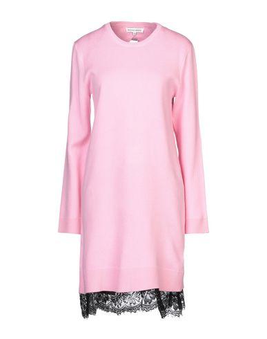 Silvian Heach | Розовый Розовое короткое платье SILVIAN HEACH вязаное изделие | Clouty