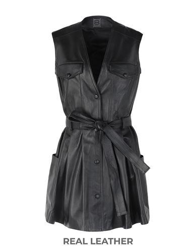 8 By Yoox | Черный Черное короткое платье 8 by YOOX Мини-платье без рукавов | Clouty