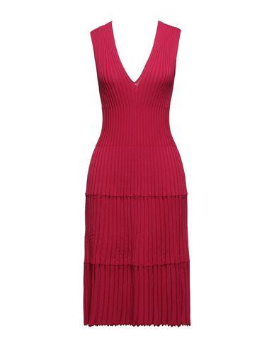 Altuzarra   Пурпурный Пурпурное платье до колена ALTUZARRA вязаное изделие   Clouty