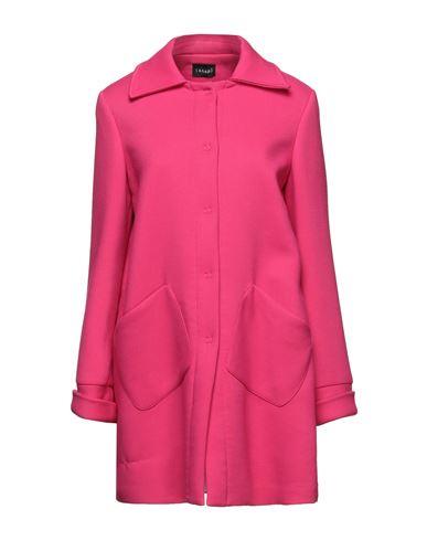 (A.S.A.P.) | Фуксия Женское пальто (A.S.A.P.) твил | Clouty