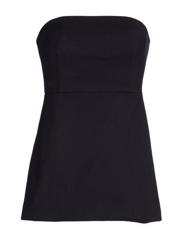 TIBI | Черный Женское черное бюстье TIBI джерси | Clouty