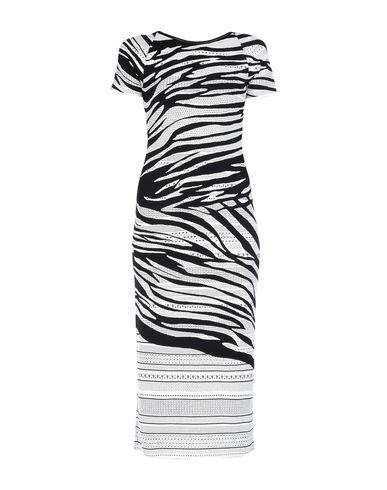 Roberto Cavalli | Черный Черное платье длиной 3/4 ROBERTO CAVALLI вязаное изделие | Clouty