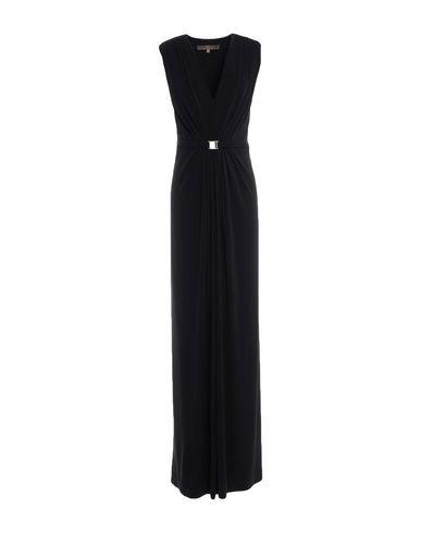 Space Style Concept | Черный Черное длинное платье SPACE STYLE CONCEPT джерси | Clouty