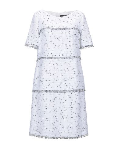 Roberto Quaglia | Белый Белое короткое платье ROBERTO QUAGLIA газ | Clouty