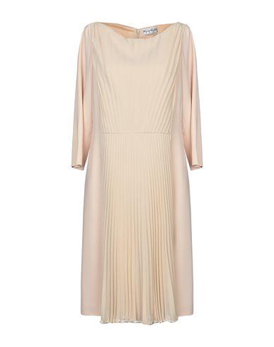 Giorgio Grati | Пастельно-розовый Женское платье до колена GIORGIO GRATI креп | Clouty
