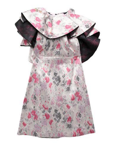 Giamba | Розовый Розовое короткое платье GIAMBA жаккардовая ткань | Clouty