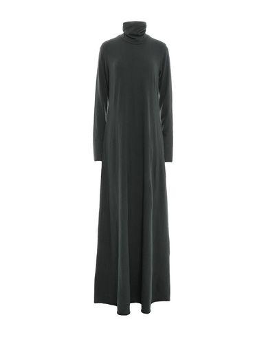 Labo.Art   Темно-зеленый Темно-зеленое длинное платье LABO.ART вязаное изделие   Clouty