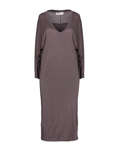 Grifoni | Светло-коричневый Платье длиной 3/4 MAURO GRIFONI джерси | Clouty