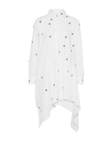 MARQUES'ALMEIDA   Белый Белое короткое платье MARQUES' ALMEIDA плотная ткань   Clouty