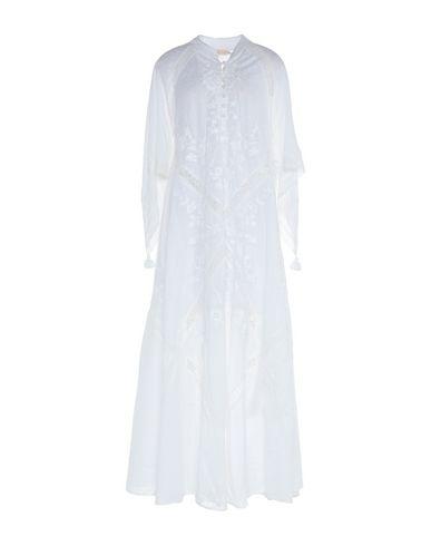 Tory Burch | Белый Белое длинное платье TORY BURCH кружево | Clouty