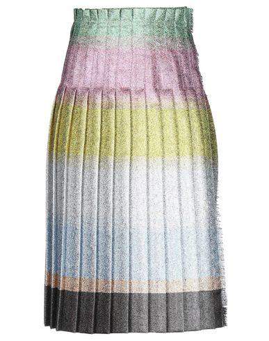 Marco De Vincenzo | Розовый Розовая юбка до колена MARCO DE VINCENZO плотная ткань | Clouty