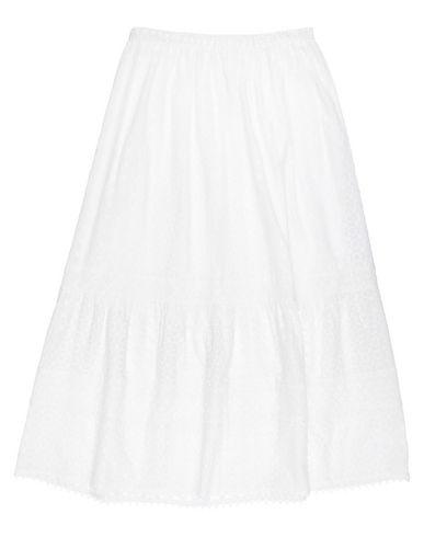 Empathie | Белый Белая длинная юбка EMPATHIE кружево | Clouty