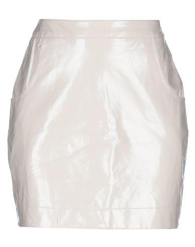 5Preview   Слоновая кость; Черный Мини юбка 5PREVIEW искусственная кожа   Clouty