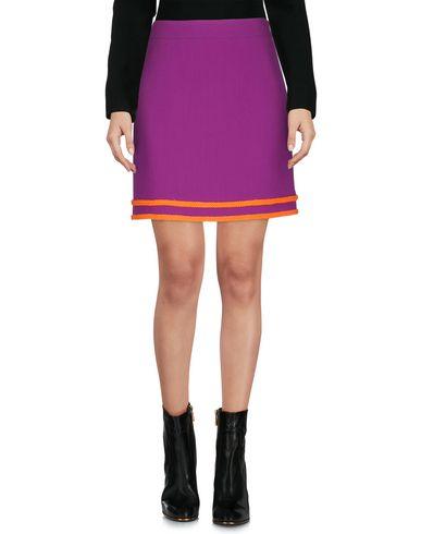 Boutique Moschino   Фиолетовый Мини-юбка   Clouty