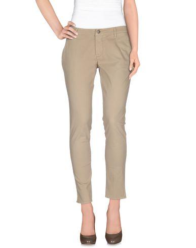 (+) People | Бежевый Женские бежевые повседневные брюки (+) PEOPLE плотная ткань | Clouty