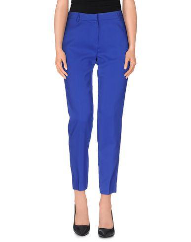 Space Style Concept | Ярко-синий Женские повседневные брюки SPACE STYLE CONCEPT Креп | Clouty