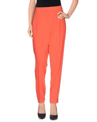 Jucca | Оранжевый Женские оранжевые повседневные брюки JUCCA креп | Clouty