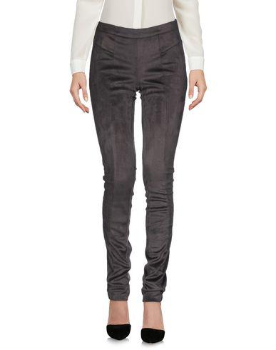 Transit Par-Such | Свинцово-серый Женские повседневные брюки TRANSIT PAR-SUCH Химическое волокно | Clouty