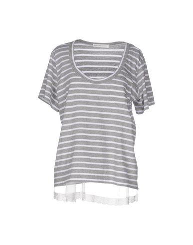 Sacai Luck   Светло-серый Женская светло-серая футболка SACAI LUCK джерси   Clouty
