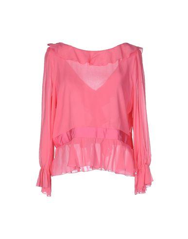 VALENTINO RED | Розовый Женская розовая блузка REDValentino креп | Clouty