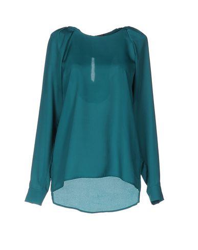 Nora Barth | Зеленый Женская зеленая блузка NORA BARTH креп | Clouty