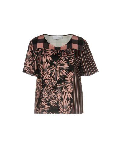 Anna Rachele Jeans Collection | Розовый Женская розовая блузка ANNA RACHELE JEANS COLLECTION атлас | Clouty