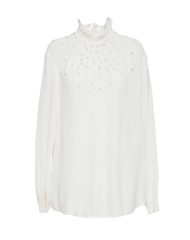 Twin-Set   Белый Блузка   Clouty