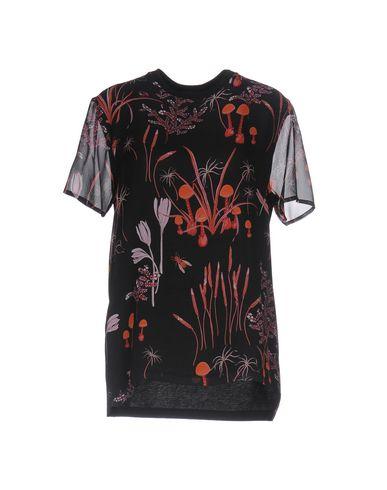 Giambattista Valli | Черный Женская черная блузка GIAMBATTISTA VALLI креп | Clouty