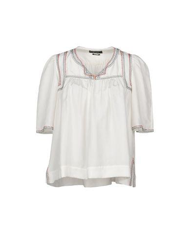 Isabel Marant | Слоновая кость Женская блузка ISABEL MARANT Плотная ткань | Clouty