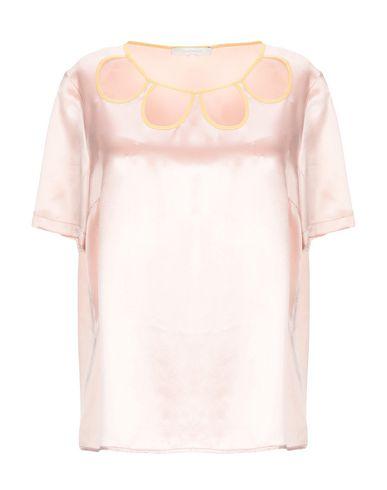 L'Autre Chose | Светло-розовый Женская светло-розовая блузка L' AUTRE CHOSE Атлас | Clouty