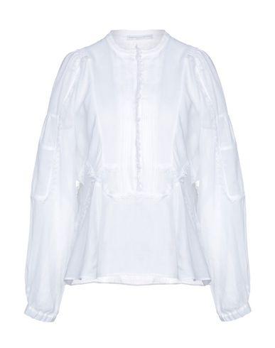 Ermanno Scervino | Белый Женская белая блузка ERMANNO SCERVINO кружево | Clouty