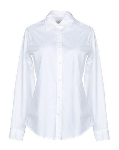 ..,Merci | Белый Женская белая рубашка ..,MERCI плотная ткань | Clouty