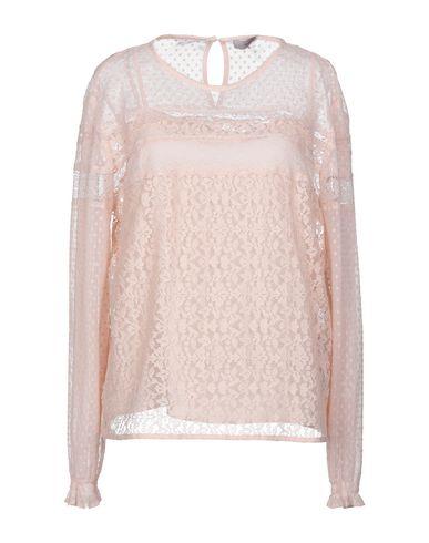 Marella   Светло-розовый Женская светло-розовая блузка MARELLA кружево   Clouty