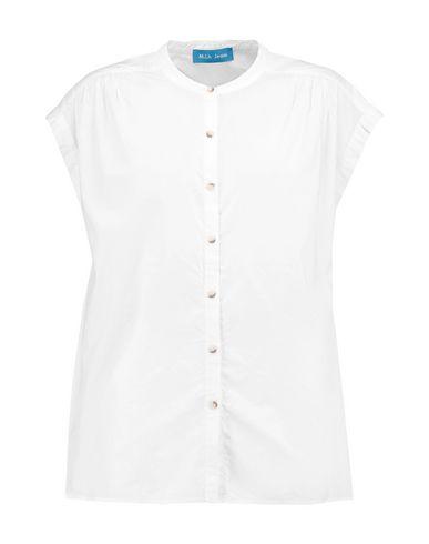 M.I.H Jeans | Белый Женская белая рубашка M.I.H JEANS плотная ткань | Clouty