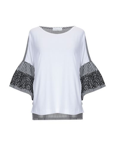 Maria Grazia Severi | Черный Женская черная блузка MARIA GRAZIA SEVERI плотная ткань | Clouty