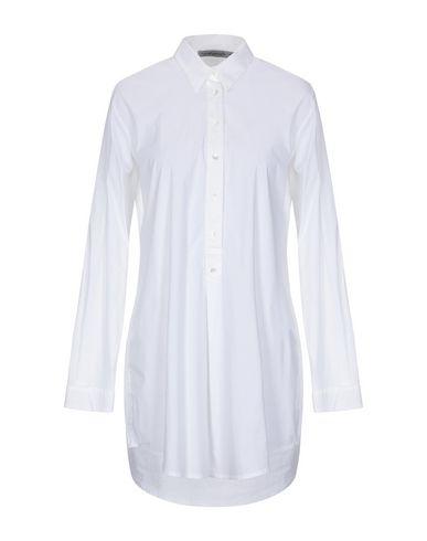 Transit Par-Such | Белый Женская белая рубашка TRANSIT PAR-SUCH поплин | Clouty