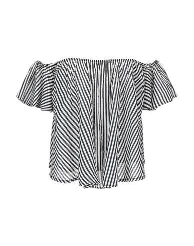 Guardaroba By Aniye By | Черный; Синий Женская черная блузка GUARDAROBA by ANIYE BY плотная ткань | Clouty