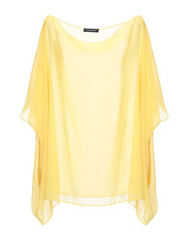 Alessandro Legora   Желтый Женская желтая блузка ALESSANDRO LEGORA креп   Clouty