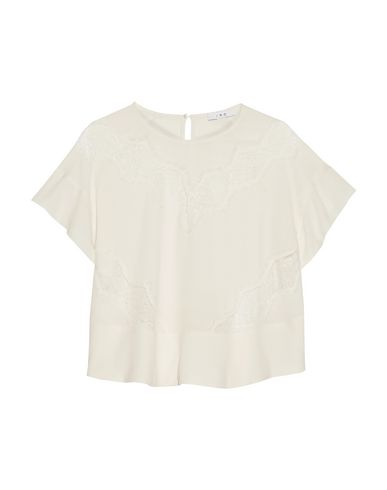 IRO | Слоновая кость Женская блузка IRO кружево | Clouty
