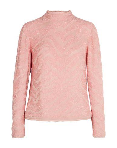 Unique | Розовый Женская розовая блузка UNIQUE креп | Clouty