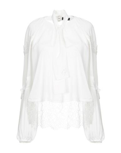 Elisabetta Franchi | Белый Женская белая блузка ELISABETTA FRANCHI кружево | Clouty